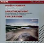 DVORAK - Accardo - Concerto pour violon op.53