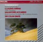 TCHAIKOVSKY - Arrau - Concerto pour piano n°1 en si bémol mineur op.23