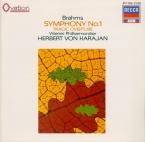 BRAHMS - Karajan - Symphonie n°1 pour orchestre en do mineur op.68
