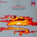 MAHLER - Solti - Symphonie n°1 'Titan'