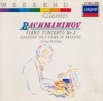 RACHMANINOV - Solti - Concerto pour piano n°2 en ut mineur op.18