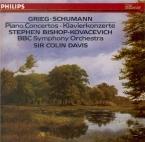 GRIEG - Kovacevich - Concerto pour piano en la mineur op.16