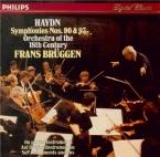 HAYDN - Brüggen - Symphonie n°90 en sol majeur Hob.I:90