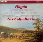 HAYDN - Davis - Symphonie n°100 en mi bémol majeur Hob.I:100 'Military'