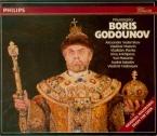 MOUSSORGSKY - Fedoseyev - Boris Godounov
