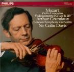 MOZART - Grumiaux - Concerto pour violon et orchestre n°3 en sol majeur