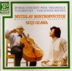 DVORAK - Rostropovich - Concerto pour violoncelle et orchestre en si min