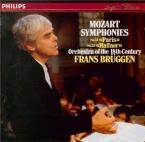 MOZART - Brüggen - Symphonie n°31 en ré majeur K.297 (K6.300a) 'Paris'