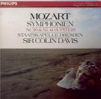 MOZART - Davis - Symphonie n°39 en mi bémol majeur K.543