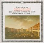 HAYDN - Hogwood - Symphonie n°104 en si bémol majeur Hob.I:104 'London'