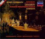 MOUSSORGSKY - Karajan - Boris Godounov (Version Rimsky-Korsakov) Version Rimsky-Korsakov