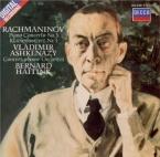 RACHMANINOV - Ashkenazy - Concerto pour piano n°3 en ré mineur op.30