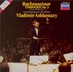 RACHMANINOV - Ashkenazy - Symphonie n°3 en la mineur op.44