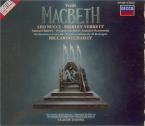 VERDI - Chailly - Macbeth, opéra en quatre actes (version italienne)