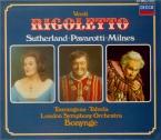 VERDI - Bonynge - Rigoletto, opéra en trois actes