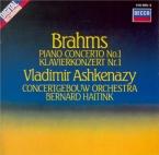 BRAHMS - Ashkenazy - Concerto pour piano et orchestre n°1 en ré mineur o