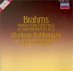 BRAHMS - Ashkenazy - Concerto pour piano et orchestre n°2 en si bémol ma
