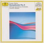 MAHLER - Abbado - Symphonie n°5