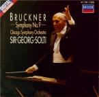 BRUCKNER - Solti - Symphonie n°9 en ré mineur WAB 109