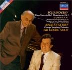 TCHAIKOVSKY - Schiff - Concerto pour piano n°1 en si bémol mineur op.23