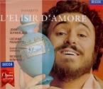 DONIZETTI - Bonynge - L'elisir d'amore (L'elixir d'amour)