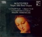MONTEVERDI - Herreweghe - Vespro della beata Vergine (1610)