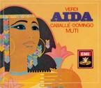 VERDI - Muti - Aida, opéra en quatre actes