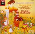 DEBUSSY - François - Children's corner, petite suite de six pièces pour