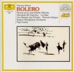 RAVEL - Ozawa - Boléro, ballet pour orchestre en do majeur