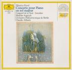 RAVEL - Argerich - Concerto pour piano et orchestre en sol majeur