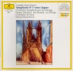 SAINT-SAËNS - Barenboim - Symphonie n°3 'Avec orgue'