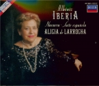 ALBENIZ - De Larrocha - Suite espagnole, pour piano op.47