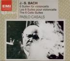 BACH - Casals - Six suites pour violoncelle seul BWV 1007-1012