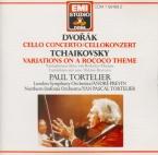 DVORAK - Tortelier - Concerto pour violoncelle et orchestre en si mineur