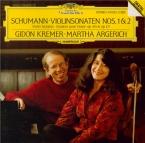 SCHUMANN - Kremer - Sonate pour violon et piano n°1 en la mineur op.105