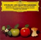 VIVALDI - Karajan - Le quattro stagioni (Les quatre saisons) op.8