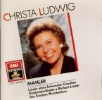 MAHLER - Ludwig - Lieder eines fahrenden Gesellen (Chants d'un compagnon