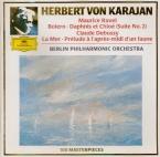 RAVEL - Karajan - Boléro, ballet pour orchestre en do majeur