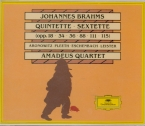BRAHMS - Amadeus Quartet - Sextuor à cordes n°1 en si bémol majeur op.18