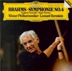 BRAHMS - Bernstein - Symphonie n°4 pour orchestre en mi mineur op.98