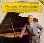 DEBUSSY - Weissenberg - Estampes, pour piano L.100