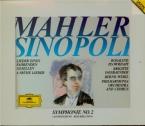 MAHLER - Sinopoli - Symphonie n°2 'Résurrection'