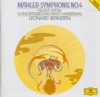 MAHLER - Bernstein - Symphonie n°4 (Live) Live