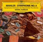 MAHLER - Kubelik - Symphonie n°8 'Symphonie des Mille'