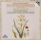 MOZART - Bilson - Concerto pour piano et orchestre n°9 en mi bémol majeu