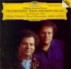 MOZART - Perlman - Concerto pour violon et orchestre n°3 en sol majeur K
