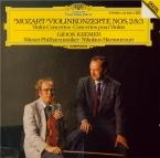 MOZART - Kremer - Concerto pour violon et orchestre n°2 en ré majeur K.2
