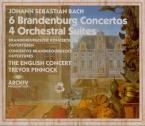 BACH - Pinnock - Concertos brandebourgeois BWV 1046-1051