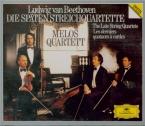 Les derniers quatuors à cordes