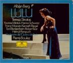 BERG - Boulez - Lulu